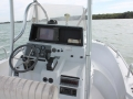 center console on 21' Marathon FL rental boat