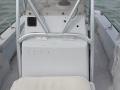 seating on 21' rental boat in Marathon