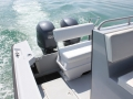 motors on 24' FWC boat for rent