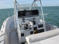 24' Marathon rental boat console