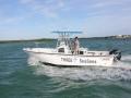Marathon boat rentals 24' Boston Whaler