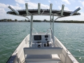 T Top on 25' Boston Whaler
