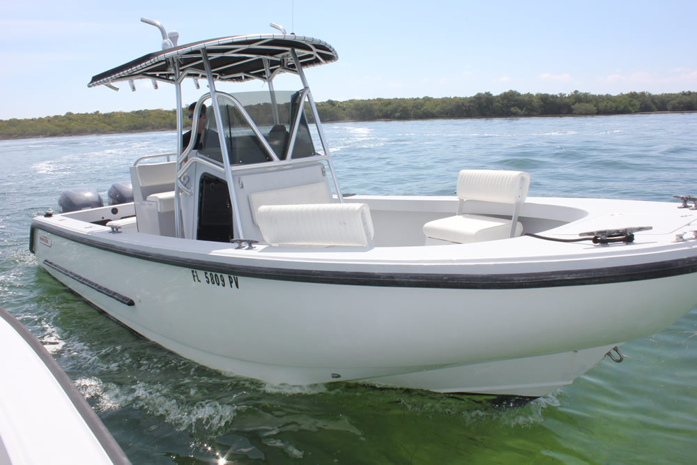 Duck Key Boat Rentals   Only 10 Min from Hawks Cay & Duck Key FL