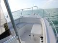 26' Marathon rental boat bow