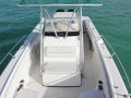 26' Marathon boat rental console