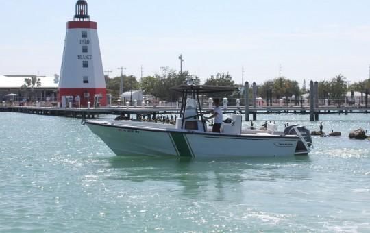 24′ Boston Whaler